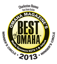 Best of Omaha Home Builder 2013
