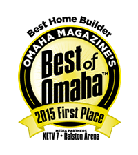 Best of Omaha Home Builder 2015
