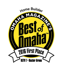 Best of Omaha Home Builder 2016