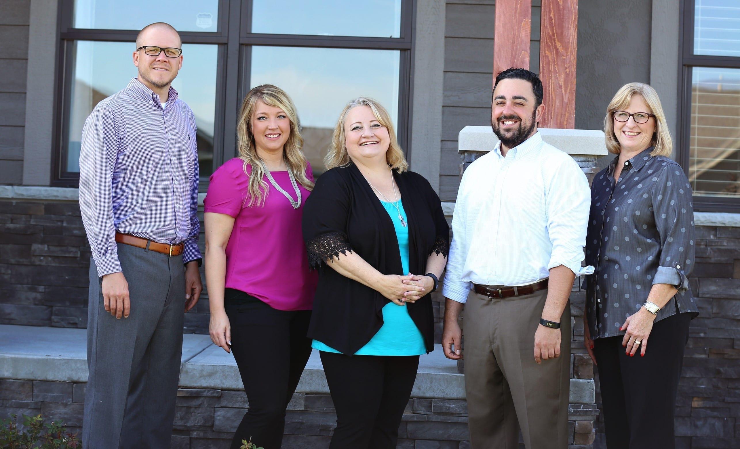 Sales team charleston homes for Charlestons omaha