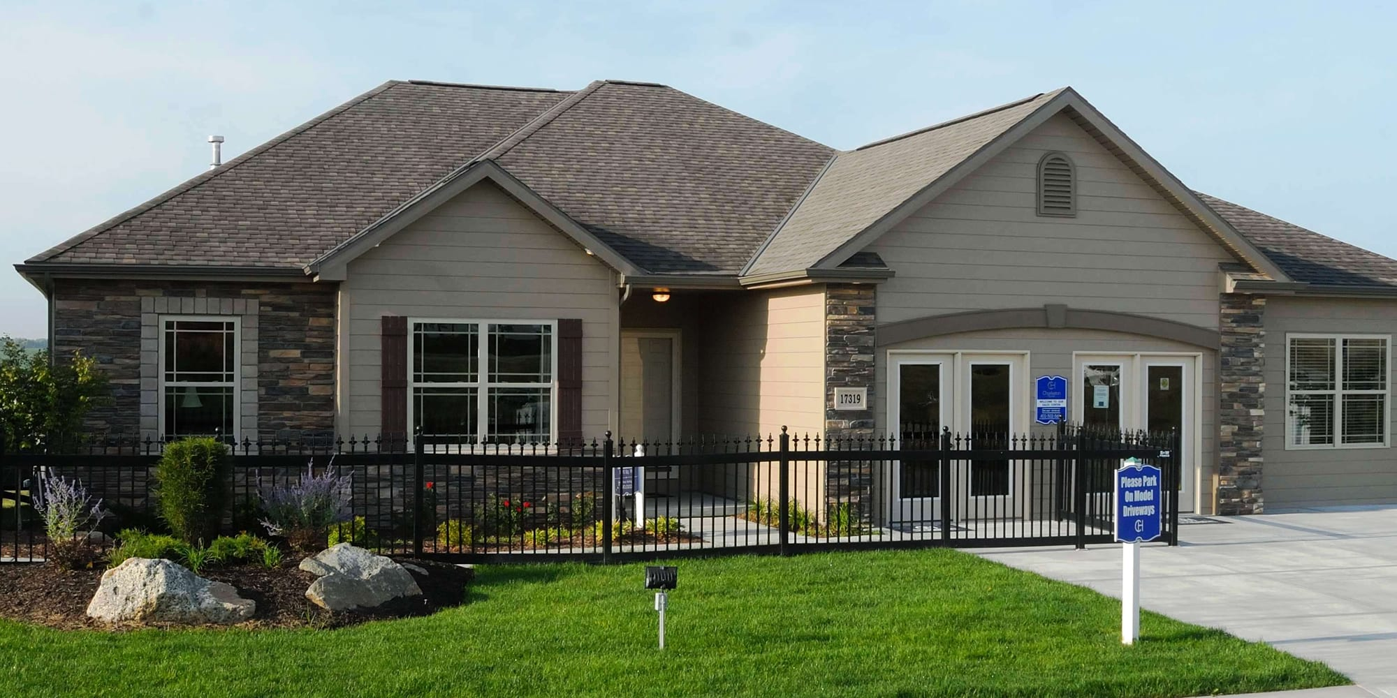 Ranch model homes omaha