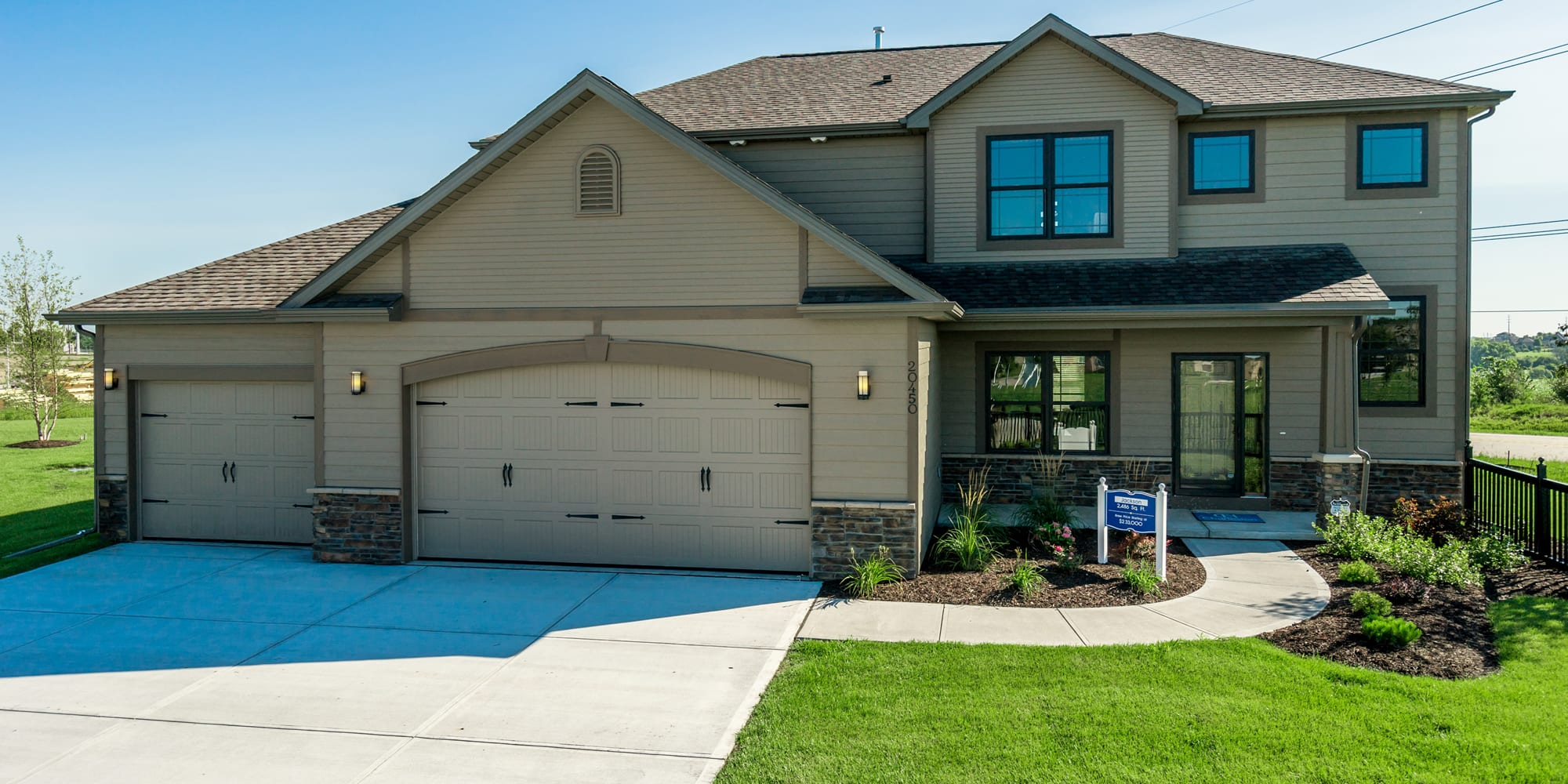 Model homes omaha nebraska