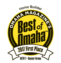Best of Omaha Home Builder 2017