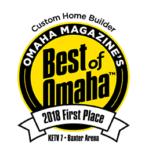 Best of Omaha Home Builder 2018