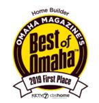 Best of Omaha Home Builder 2019
