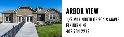 Arbor View Home Model, Elkhorn NE